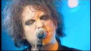 The Cure - Lovesong live @Music Planet 2Nite