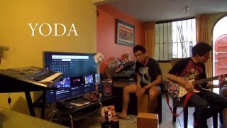 Inyectores Bombardero Acoustic Cover -  feat Yoda