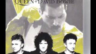 Queen & David Bowie - Under Pressure (Rah Mix)