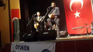 Grup Volkan - Çankaya Yokuşunda (Kırklareli Konseri)