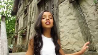 NICOLLY - TEU SANTO NOME (Letra: Felipe Valente; Versão: Gabriela Rocha) - Cover