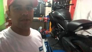 Ideia na oficina MOTO SHOW PERFORMANCE