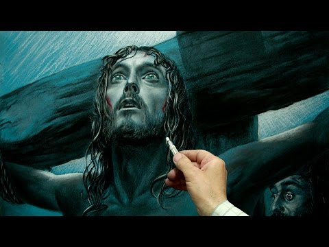 Sexta-Feira Santa: Jesus Crucificado e o desenho de um artista