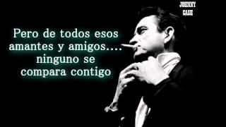Johny Cash In my life Traducida Español