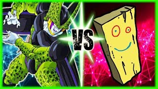 Perfect Cell Vs Plank