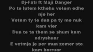 Dj-Fati Ft Maji Danger-Nuk Te Harroj (STRIQKA) New  2011