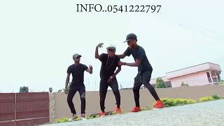 Dj Flex ~ Kpuu Kpa ( Boga Dance Edition ) Official Dance Video by Baber Ashai, Koo Nti and Aliga
