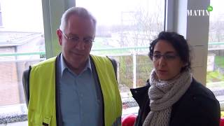 Transition énergétique: A Dusseldorf, le soleil et le vent remplacent le charbon