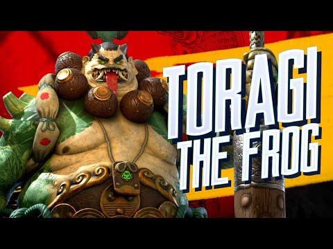 Champion Spotlight: Toragi the Frog I Raid Shadow Legends