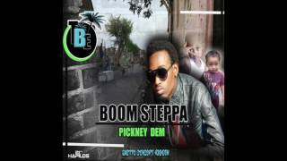 Boom Steppa - Pickney Dem (Official Audio) | Teamblue Ent. | Ghetto Concept Riddim | 21st Hapilos