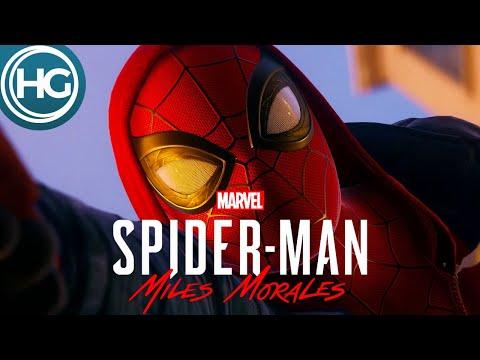 WTFF::: Marvel\'s Spider-Man: Miles Morales Still Looks Stunning on PS