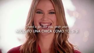 ► Girls Like You - Maroon 5 [Sub en Español] (Lyrics) ღ Adam & Behati