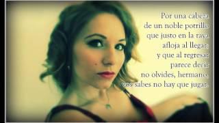 Claudia Rusan - Por Una Cabeza (Carlos Gardel COVER)
