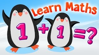 Learn Addition up to 10 for Kindergarten by  Kids Academy