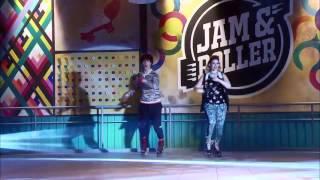 """Soy Luna """"Momentos"""" - """"Cuando Bailo (HD)"""" Ramiro Y Yam ((Sin interrupciones))"""