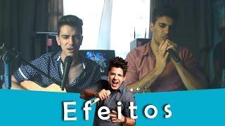 Cristiano Araújo - Efeitos (Oficial Cover Thiago e Junior)