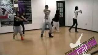 I Just Wanna Know--Taio Cruz (routine)