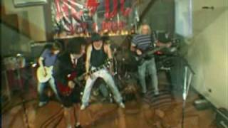 Dirty Deeds AC/DC Cover - T.N.T.