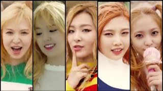 Red Velvet Ranking In Ice Cream Cake (OFFICIAL) HD