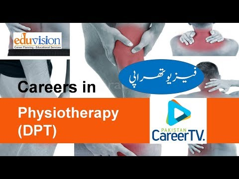 Career In Physiotherapy