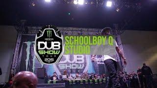 """Schoolboy Q Performs """"Studio"""" LIVE I DUB Show 2015"""
