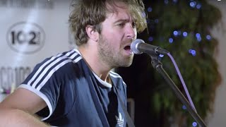 "The Vaccines ""Handsome"" LIVE in the CD102.5 Big Room"