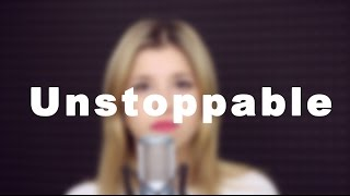 Sia - Unstoppable (Cover/Кавер)