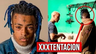 XXXTENTACION GRABÓ NUEVO VIDEOCLIP - VA A SALIR NUEVO VIDEO de LIL WAYNE FT XXXTENTACION - DON'T CRY
