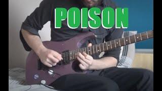 Nothin' but a Good Time - Poison/C.C. DeVille - Guitar Solo Cover