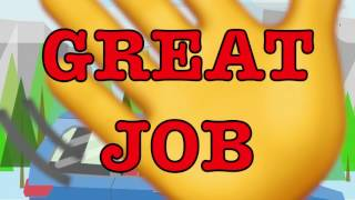 Great Job Horn | MBMBAM animation