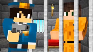 Can You ESCAPE PRISON In MINECRAFT?!