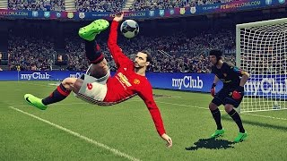 PES 2017 - Goals & Skills Compilation #9 HD 1080P 60FPS
