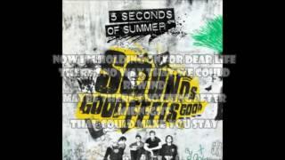 5 Seconds Of Summer -Jet Black Heart (Piano Karaoke Version)