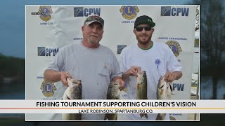 Greer Centennial Lions Club will hold a bass fishing tournament to benefit elementary students needi