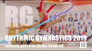 Fantastic girls / RHYTHMIC GYMNASTICS 2019 / RG