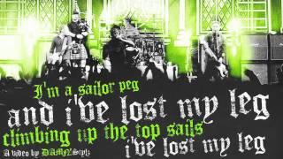 Dropkick Murphys - I'm Shipping Up To Boston [Live from Boston, MA] || Custom Lyrics Video