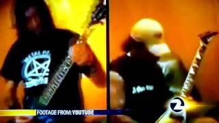 Machine Head - KTVU Helps Spread Word About Stolen Guitars