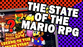 ICU Talk #6 - The State of the Mario RPG