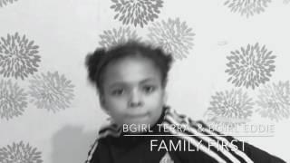 Bgirl Terra & Bgirl Eddie Family First ft Bgirl Sammy #mystyle #myflava