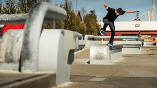DC SHOES: Matt Miller Shoe - Full Part