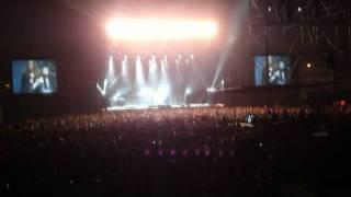 Ozzy Presidente en vivo Lima - Perú 12/04/2011