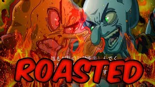 The SpongeBob SquarePants Anime - OP 2 : ROASTED 🔥🔥🔥