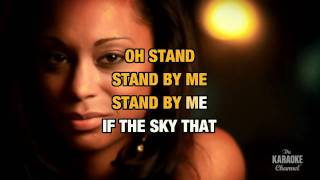 "Stand By Me in the style of ""Ben E. King"" karaoke video with lyrics (no lead vocal)"
