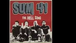 Sum 41-The Hell Song Instrumental