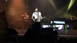 Francesco Gabbani - Foglie al gelo Live @ GruVillage (Torino)
