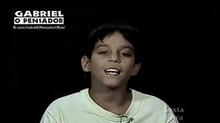 Gabriel o Pensador - 1º Rap (1985)