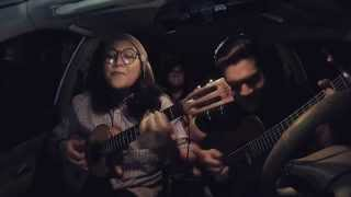 #CARaoke + Simplethings - Miguel [Cover] by Jeric Medina x Rizza Cabrera ft. Chrissie