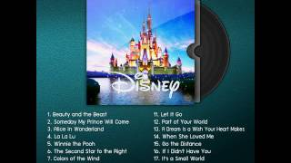 Disney Piano Collection Vol. 1