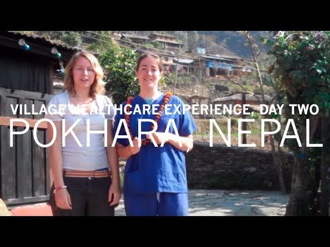 Nepal Village Experience with Nina and Sally – Day Two
