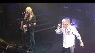 Uriah Heep  - Easy Livin' 2014 Live Video Full HD